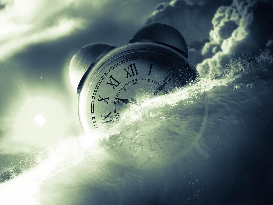 Accepter de prendre le temps